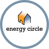 old energy circle logo