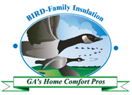 Bird Family Insulation Logo