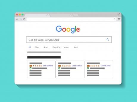 Google Local Service Ads Graphic