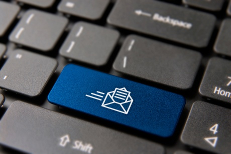 Email Button on Keyboard