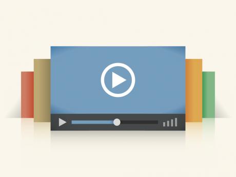 Video Icon Graphic