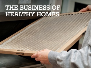 Healthy home filtration