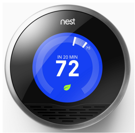 Energy Circle Programmable Thermostats Nest