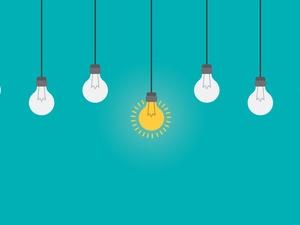 Good ideas graphic