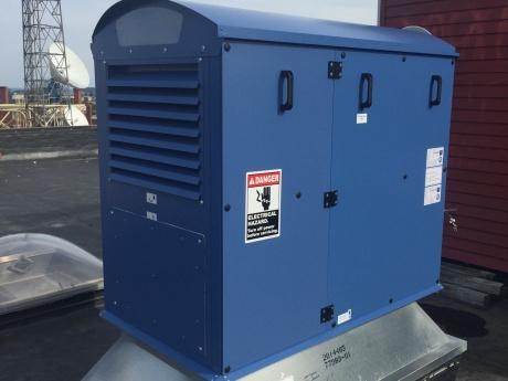 Energy Circle HVAC system