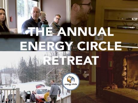 energy circle 2019 company retreat still shot