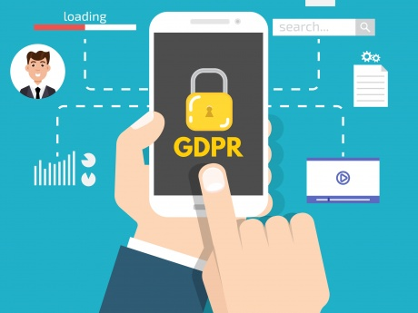 GDPR Concept Graphic